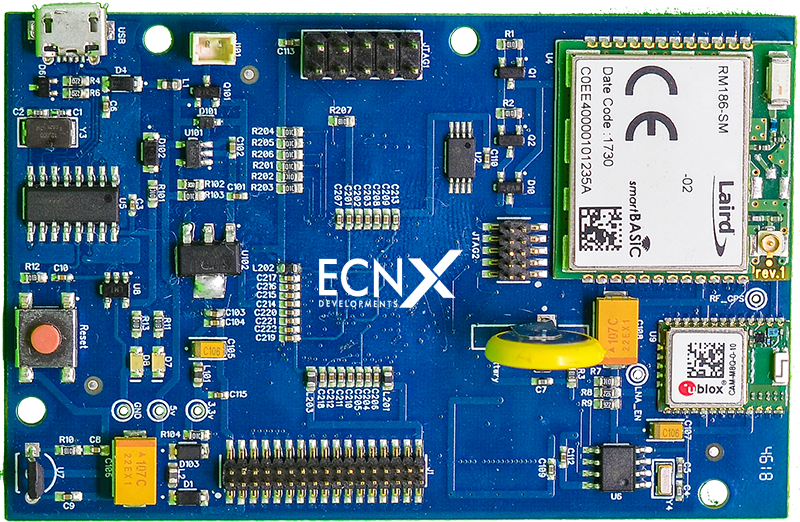 Our collaboration with ECNX Developments